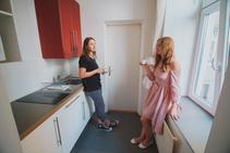 Residência Standard, Wien Sprachschule, Viena