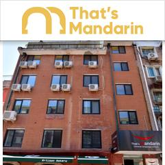 That's Mandarin, Pequim