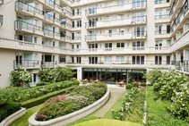 Apart\'hotels - Résidence \'Porte de Versailles\', Accord French Language School, Париж