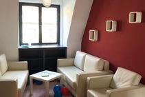 Общая квартира Seeblick (небольшая комната), Dialoge - Bodensee Sprachschule GmbH, Линдау - 1