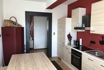 Общая квартира Seeblick (большая комната), Dialoge - Bodensee Sprachschule GmbH, Линдау - 2