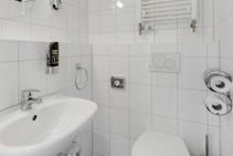 Молодежный отель - отдельная комната, DID Deutsch-Institut, Франкфурт