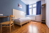 Молодежная гостиница, DID Deutsch-Institut, Гамбург - 1