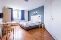 Молодежный отель - Come2gether, DID Deutsch-Institut, Гамбург - 2