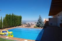 Apartment at a Teacher's home, Escuela Montalbán, Гранада