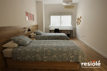 Резиденция La Nave - комната с отдельным санузлом , Españole International House, Валенсия
