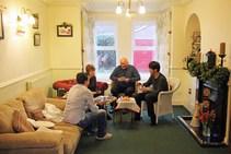 Примеры фотографий данной категории проживания предоставлены Lewis School of English - 2