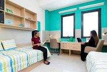 Примеры фотографий данной категории проживания предоставлены UK College of Business and Computing