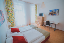 Общежитие ActiLingua Standard, Wien Sprachschule, Вена - 2