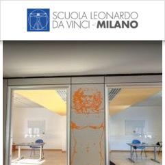 Scuola Leonardo da Vinci, Милан