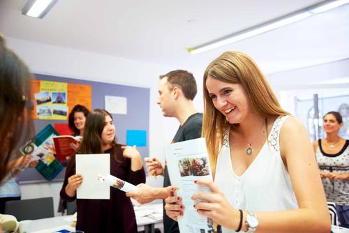 Школа немецкого языка в Кёльнe, Германия: TANDEM Köln