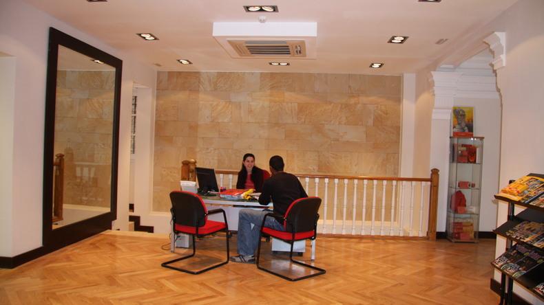 Обучение в Мадриде