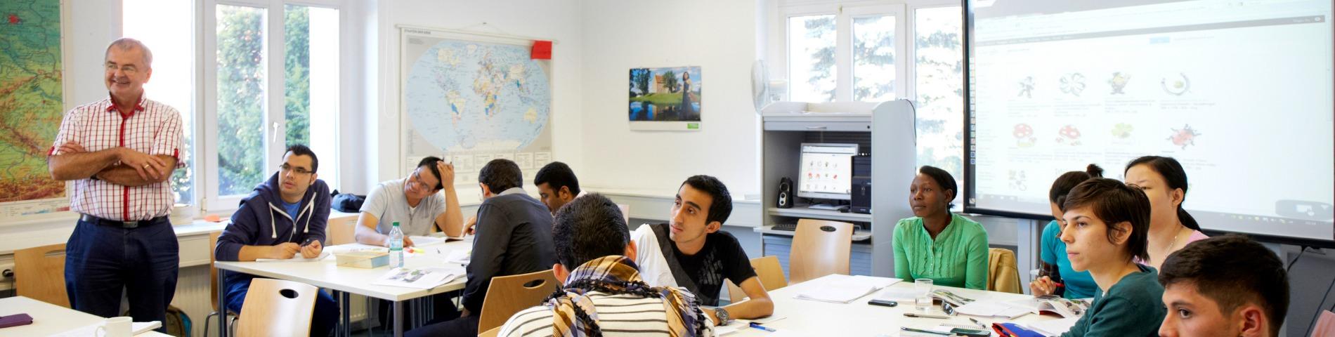 1 фотографий Goethe-Institut