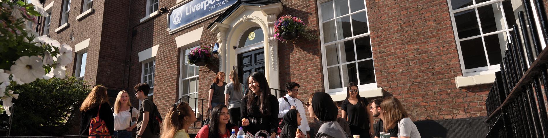 1 фотографий Liverpool School of English