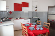 Shared apartment, Accademia Leonardo, Salerno