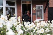 Exempelbild av bostadskategorin som Britannia English Academy anordnar.