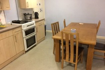 Student Residence Room, Central Language School, Cambridge - 2
