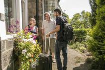Exempelbild av bostadskategorin som Centre of English Studies (CES) anordnar. - 1