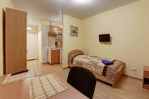 Guest House, Derzhavin Institute, St. Petersburg