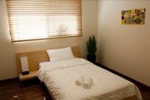 Exempelbild av bostadskategorin som Easy Korean Academy anordnar.