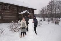 Exempelbild av bostadskategorin som Enjoy Russian Language School anordnar. - 1