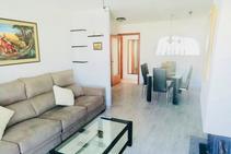 Exempelbild av bostadskategorin som Instituto de Idiomas Ibiza anordnar.