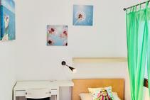 Exempelbild av bostadskategorin som Instituto de Idiomas Ibiza anordnar. - 2