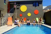 Ih School Residence - Green Point - twin private, International House, Kapstaden - 1