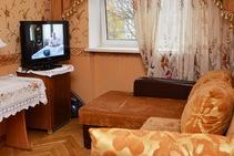 Exempelbild av bostadskategorin som Kiev Language School anordnar. - 1