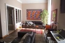Exempelbild av bostadskategorin som Linguaviva anordnar.