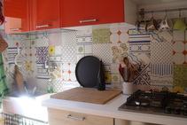 Exempelbild av bostadskategorin som L'Italiano con Noi anordnar. - 1
