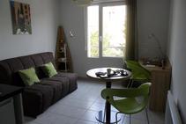 Exempelbild av bostadskategorin som Lyon Bleu International anordnar. - 1