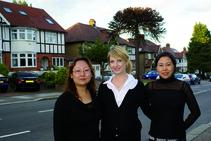 Exempelbild av bostadskategorin som Nacel English School  anordnar.