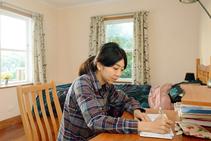 Exempelbild av bostadskategorin som NZLC New Zealand Language Centres anordnar. - 1