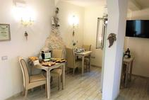 Exempelbild av bostadskategorin som SLANG. Sardinia, senses & language anordnar. - 2