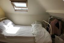 Exempelbild av bostadskategorin som Southbourne School of English anordnar.