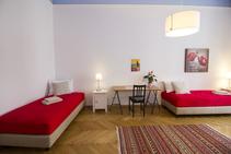 Exempelbild av bostadskategorin som Wien Sprachschule anordnar. - 2