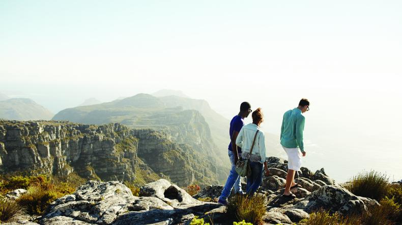 Utforska Kapstaden