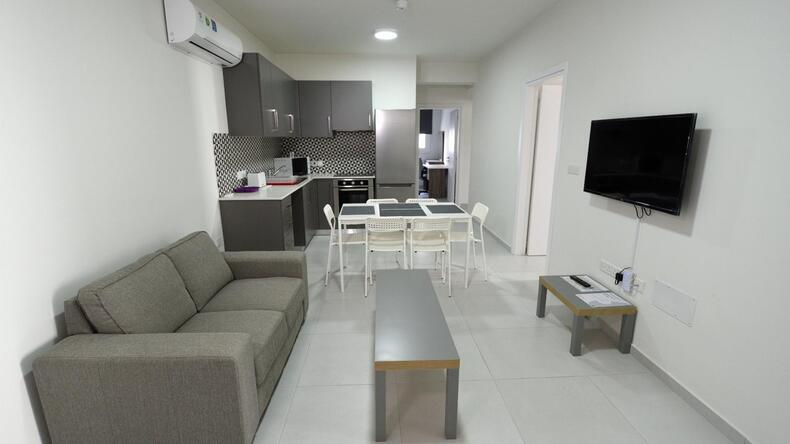 Residence - vardagsrum