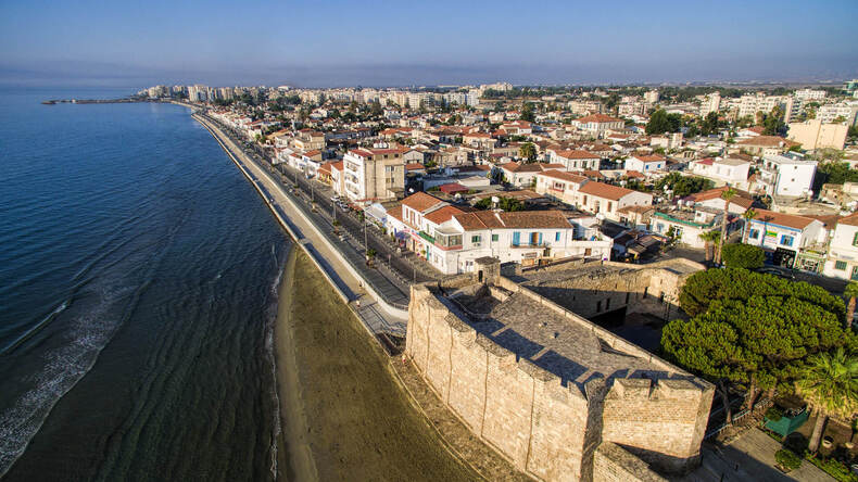 Larnaca, Cypern