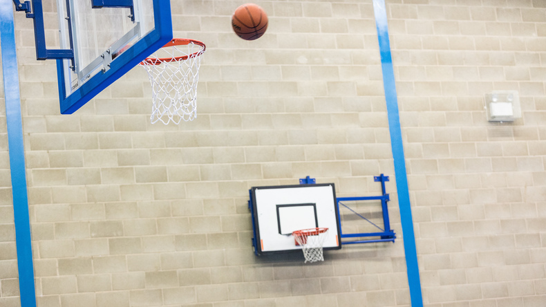 basketbollplan