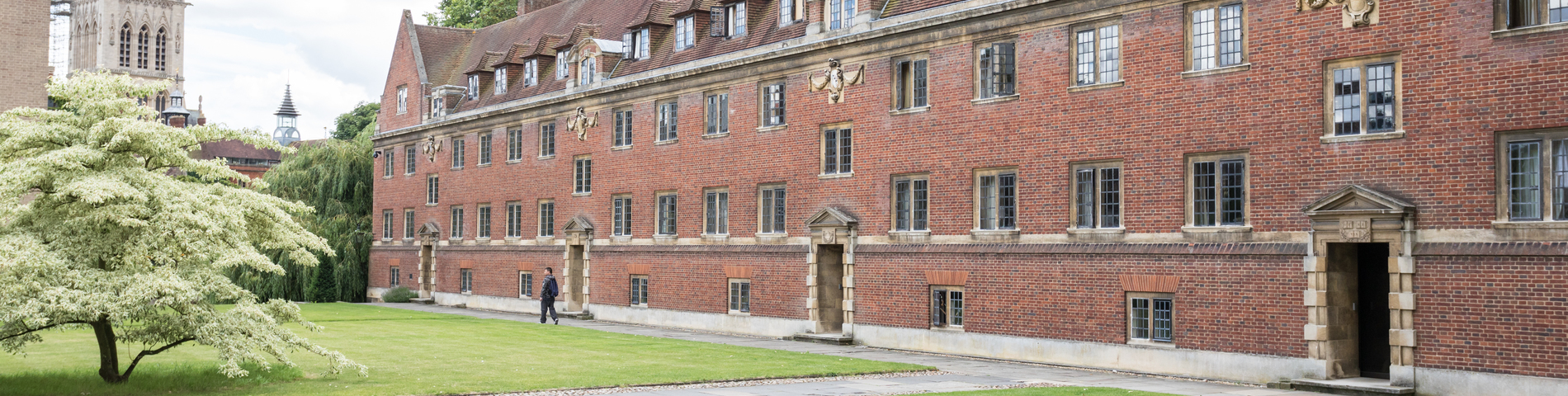 Bucksmore English Language Summer School Magdalene College bild 1