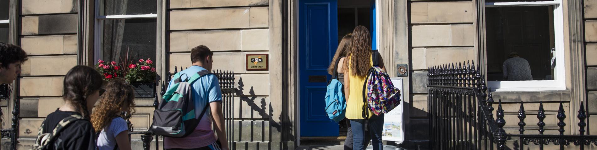Centre of English Studies (CES) bild 1