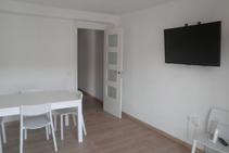 Shared student flat, Hispania, escuela de español, Valencia