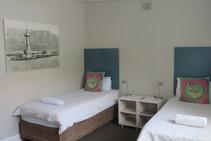 Ih School Residence -Green Point - twin shared, International House, Kapské mesto - 1