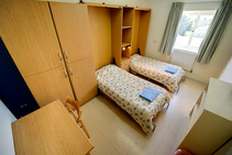 Postgraduate Apartment (Twin Room), Malta University Language School, Lija - 2