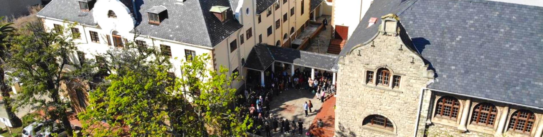 Obrázok školy UCT English Language Centre – 1