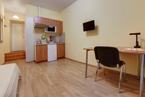 Guest House (studios), Derzhavin Institute, St. Petersburg - 1