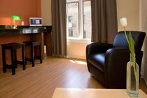 Voorbeeld afbeelding van dit type accommodatie,  verstrekt door Kaplan International Languages - Downtown