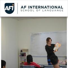 A F International College, Los Angeles